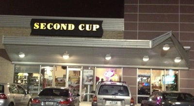Photo of Coffee Shop Second Cup at 727 Central Parkway West, Mississauga, On L5B 4L1, Canada