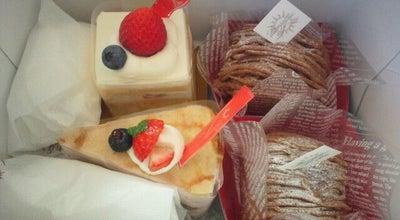 Photo of Dessert Shop ブルージュプリュス 上ノ橋店 at 本町通1-8-22, 盛岡市 020-0015, Japan