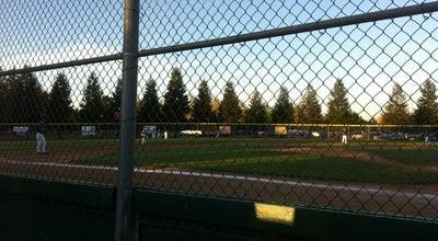 Photo of Baseball Field Mahany Park Softball/Baseball Fields at 1545 Pleasant Grove Blvd, Roseville, CA 95747, United States