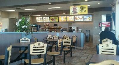 Photo of Restaurant Burger Baron at 2830 E Quance St, Regina, Sa S4V 3B9, Canada
