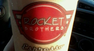 Photo of Coffee Shop Rocket Brothers at 1021 N 9th St, Broken Arrow, OK 74012, United States