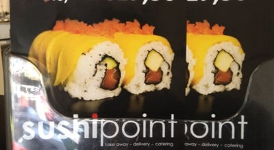 Photo of Sushi Restaurant Sushipoint Almere at Markerkant 1206, Almere Stad 1314 AK, Netherlands