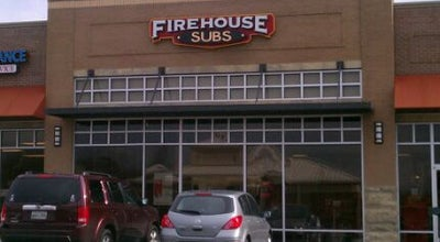 Photo of Food Firehouse Subs at 337 Sam Ridley Pkwy W, Smyrna, TN 37167, United States
