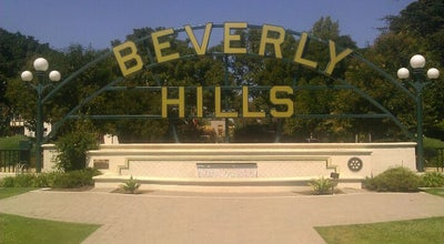 Photo of Park Beverly Hills Sign at 1300-1398 Park Way, Beverly Hills, CA 90210, United States