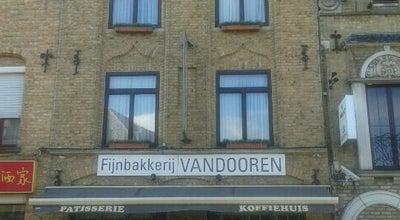 Photo of Bakery Fijnbakkerij Vandooren at Grote Markt 17, Diksmuide 8600, Belgium