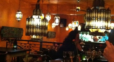 Photo of Moroccan Restaurant Fez at Kloosterstraat, Antwerpen 2000, Belgium
