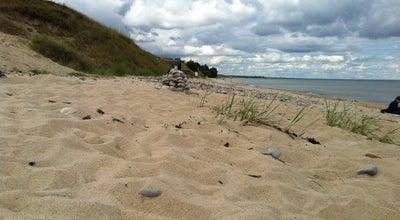 Photo of Beach Haväng at Sweden