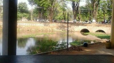 Photo of Lake Danau Pertanian UNS at Universitas Sebelas Maret (uns), Surakarta, Indonesia