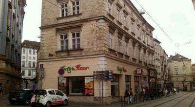 Photo of Pizza Place Forty's Pizza at Univerzitní 2, Olomouc 779 00, Czech Republic