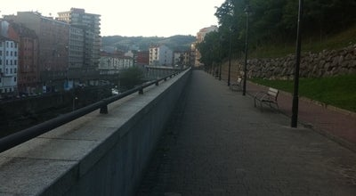 Photo of Trail Ubideen Ibiltokia / Paseo De Los Caños at Av De Miraflores, 3, Bilbao 48006, Spain