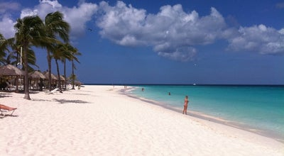 Photo of Beach Manchebo Beach at Aruba
