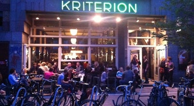 Photo of Indie Movie Theater Kriterion at Roetersstraat 170, Amsterdam 1018 WE, Netherlands