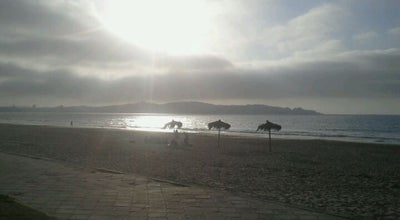 Photo of Beach Peñuelas at Peñuelas Norte, Coquimbo, Chile