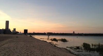 Photo of Beach Берег Казанки у Ривьеры at Ул. Сибгата Хакима, Казань, Russia