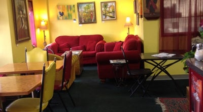 Photo of Cafe Sacred Grounds Cafe at 521 Garrison Ave, Fort Smith, AR 72901, United States