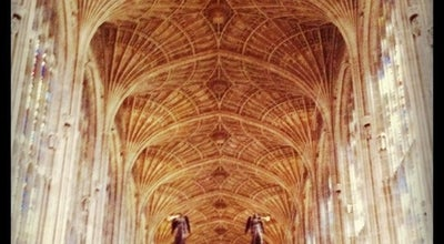 Photo of Church King's College Chapel at United Kingdom