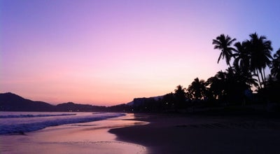 Photo of Beach Playa Delfos at Miramar, Manzanillo, COL, Mexico