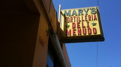 Photo of Mexican Restaurant Mary's Tortilleria & Deli at 10608 Whittier Boulevard, Whittier, CA 90606, United States