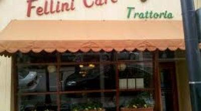 Photo of Italian Restaurant Fellini Cafe Trattoria at 106 W State St, Media, PA 19063, United States