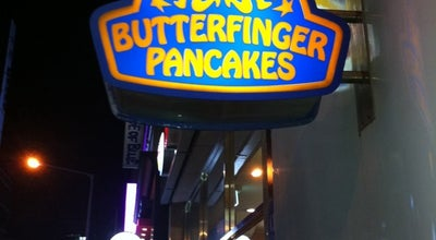 Photo of Breakfast Spot Butterfinger Pancakes at 서초구 강남대로61길 13, 서울특별시 137-856, South Korea