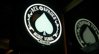 Photo of Music Venue Ace of Spades at 1417 R St, Sacramento, CA 95811, United States