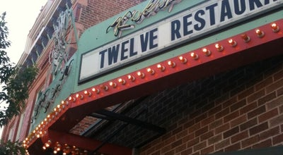 Photo of American Restaurant Twelve Restaurant at 2233 Larimer Street, Denver, CO 80205, United States