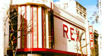 Photo of Indie Movie Theater Le Grand Rex at 1 Rue Poissonnière, Paris 75002, France