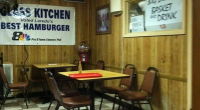 Photo of Burger Joint Glass Kitchen at 302 Corpus Christi St, Laredo, TX 78040, United States