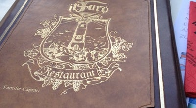 Photo of Italian Restaurant Il Faro at Bahnhofplatz 2, Wallisellen 8304, Switzerland