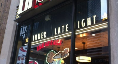 Photo of American Restaurant Lindy's at 825 7th Ave, New York, NY 10019, United States
