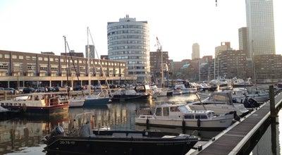Photo of Monument / Landmark Entrepothaven at Vijf Werelddelen, Rotterdam 3071 PS, Netherlands