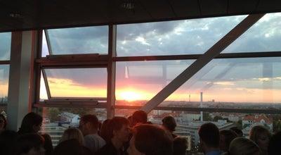 Photo of Cafe SkyLounge at Dingolfinger Str. 7, München 80331, Germany