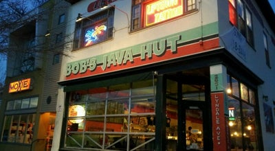 Photo of Coffee Shop Bob's Java Hut at 2651 Lyndale Ave S, Minneapolis, MN 55408, United States