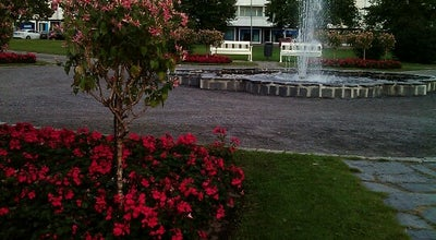 Photo of Park Heinätorin puisto at Torikatu, Oulu 90120, Finland