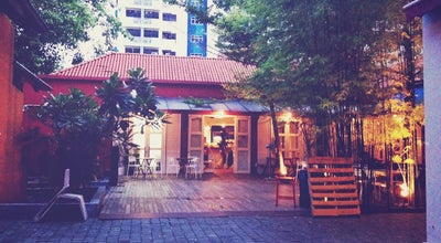 Photo of Middle Eastern Restaurant Artichoke Café + Bar at 161 Middle Rd, Sculpture Square, Singapore 188978, Singapore