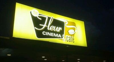 Photo of Movie Theater Fleur Cinema & Café at 4545 Fleur Dr., Des Moines, IA 50315, United States