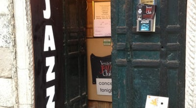Photo of Jazz Club Venice Jazz Club at Fondamenta Gerardini 2835-2840, Venice 30123, Italy