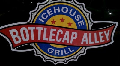 Photo of Sports Bar BottleCap Alley Icehouse Grill at 1600 Ira E Woods Ave., Grapevine, TX 76051, United States