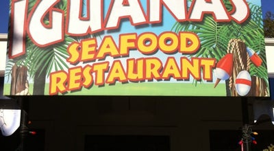 Photo of Seafood Restaurant Iguanas Seafood Restaurant at 303 Mallery St, Saint Simons Is, GA 31522, United States