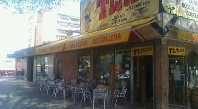 Photo of BBQ Joint Bocadilleria Tijuana at Calle De Méjico, 12, Coslada 28823, Spain