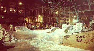 Photo of Skate Park Skatepark Santa Catalina at Las Palmas de Gran Canaria, Spain