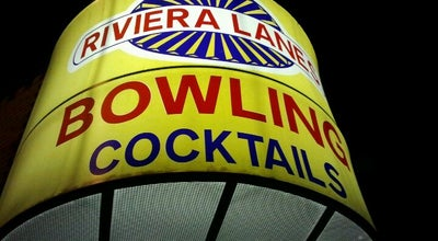 Photo of Bowling Alley Riviera Lanes at 8600 W Greenfield Ave, West Allis, WI 53214, United States