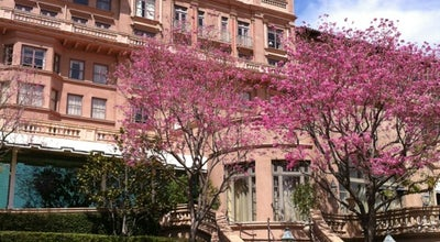Photo of Hotel Langham Huntington Hotel at 1401 S Oak Knoll Ave, Pasadena, CA 91106, United States
