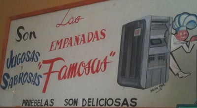 Photo of Diner Empanadas Famosas at Salvador Donoso 1379, Valparaíso, Chile