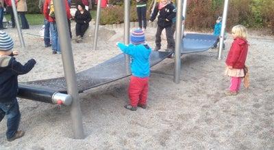 Photo of Playground Spielplatz Oeserstr./ Holbeinstr. at Leipzig, Germany
