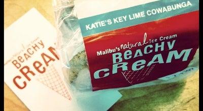 Photo of Dessert Shop Beachy Cream at 395 Santa Monica Pl, Santa Monica, CA 90401, United States