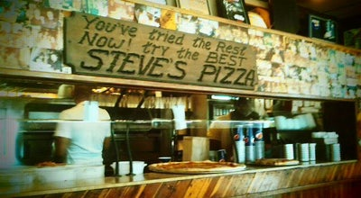 Photo of Pizza Place Steve's Pizza at 12101 Biscayne Blvd, Miami, FL 33181, United States