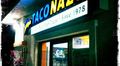 Photo of Mexican Restaurant Taco Nazo at 9516 Garvey Ave, South El Monte, CA 91733, United States