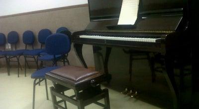 Photo of Jazz Club Sala de Música Misael Domingues - CESMAC-FECOM at Rua Prof. Ângelo Neto, Maceió, Brazil