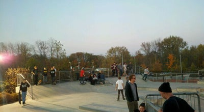 Photo of Skate Park Carmel Skatepark at Carmel, IN 46032, United States